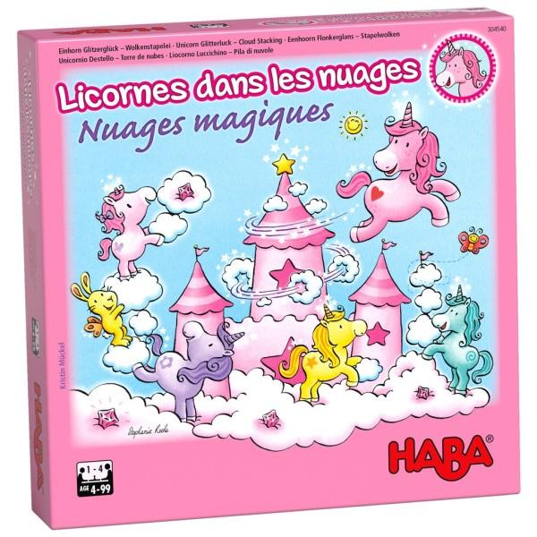 Licornes dans les nuages - Nuages magiques - Photo n°1