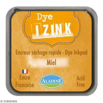 Encreur Izink Dye - Beige miel - 5 x 5 cm