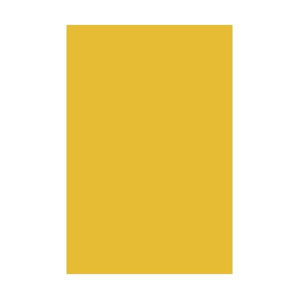 10 Pcs Feutre 20x30 Cm Jaune Mangue, le Tissu, le Feutre, la Décoration de Feutre, des Fournitures d - Photo n°1