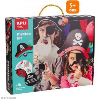 Kit Costume Pirates - Matériel pour 4 déguisements