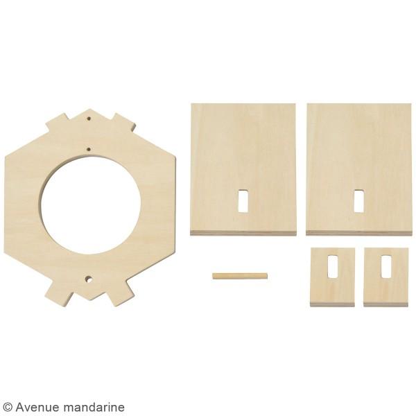 Kit créatif - Mangeoire à construire - Photo n°3