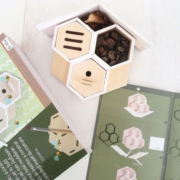 Kit créatif - Mangeoire à construire - Photo n°4