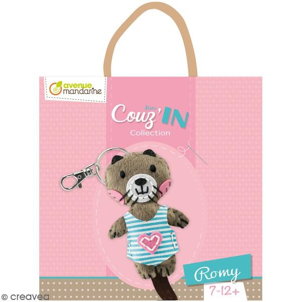 Kit créatif Mini Couz'in - Romy la loutre - Photo n°1