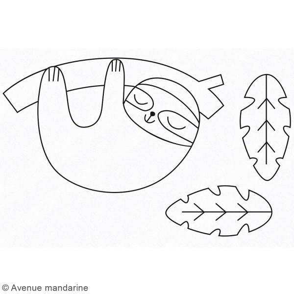 Kit DIY - Collier paresseux - Photo n°3