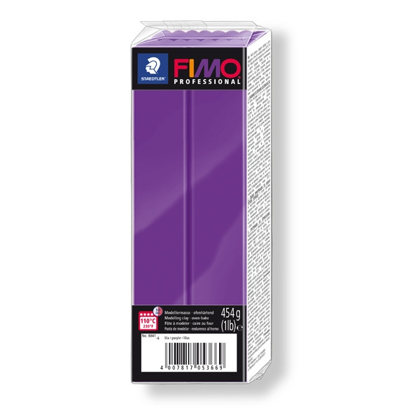 Pâte à modeler lilas 454 g - Photo n°1