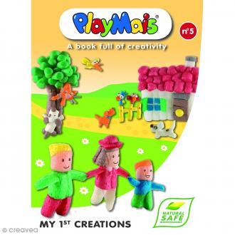 Modèles pour créations PlayMais - Livre N°5 - La ferme