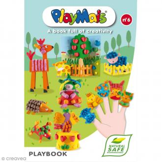 Playbook PlayMais - Elements en carton à monter et à décorer