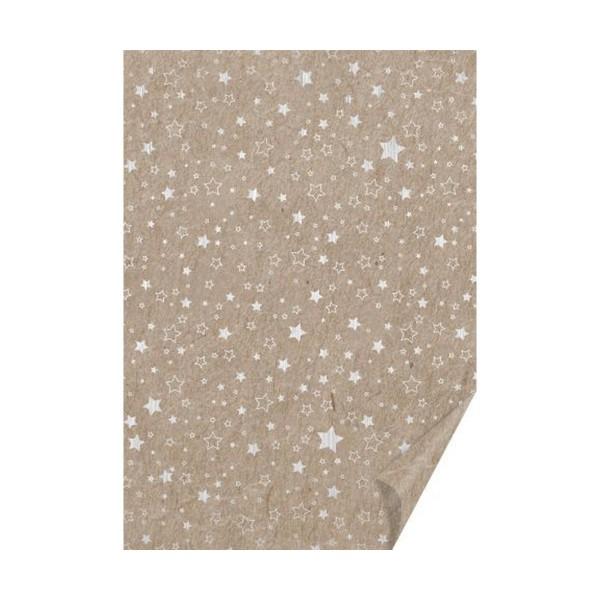 10 Pcs Carton A4 220g - Étoiles, Bricolage de Papier, de Carton, de l'Artisanat, Boîte en Carton, le - Photo n°1