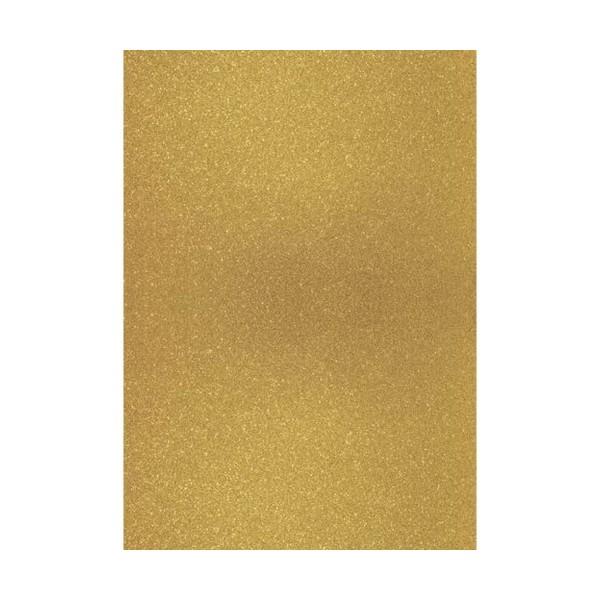10 Pcs Carton A4 200g Glitr Tm. Or, Le Carton De L'Artisanat, Boîte En Carton, Des Arts, De Papier, - Photo n°1