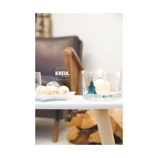 Le verre Et la Porcelaine KREUL Peinture Classique Jaune Canari 20ml, Peinture d'Artisanat, de Color - Photo n°2