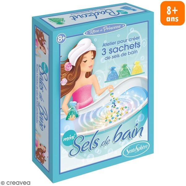 Mini Kit créatif Sels de bain - Photo n°1