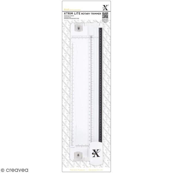Massicot papier Xtrim Lite - 3 lames - Photo n°1