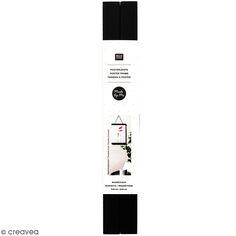 Suspension en bois Noir pour poster - A4 - 1 pce