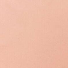Tissu Toile coton à la coupe - Rose saumon uni - Par 10 cm