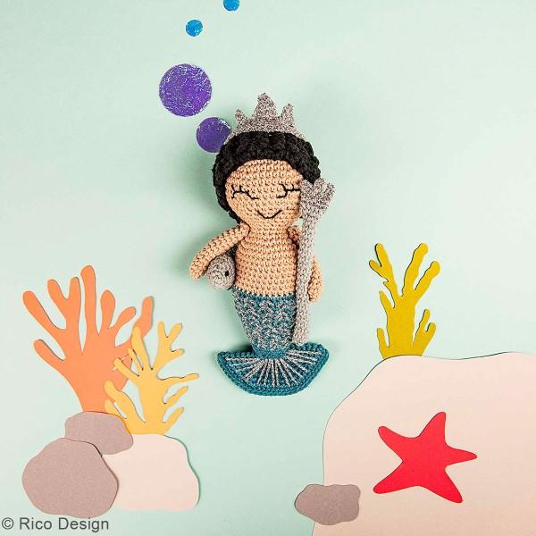 Kit crochet Ricorumi - Neptune - Photo n°2