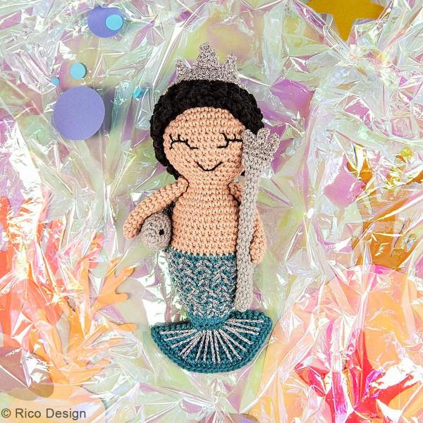 Kit crochet Ricorumi - Neptune - Photo n°4