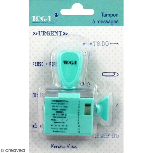 Tampon à molette Toga - Organisation - 12 messages - Photo n°1