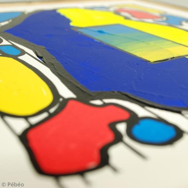 Marqueur à huile 4Artist Marker - Pointe biseautée - 8 mm - 10 coloris - Photo n°2