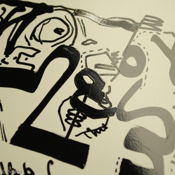 Marqueur à huile 4Artist Marker - Pointe biseautée - 8 mm - 10 coloris - Photo n°4
