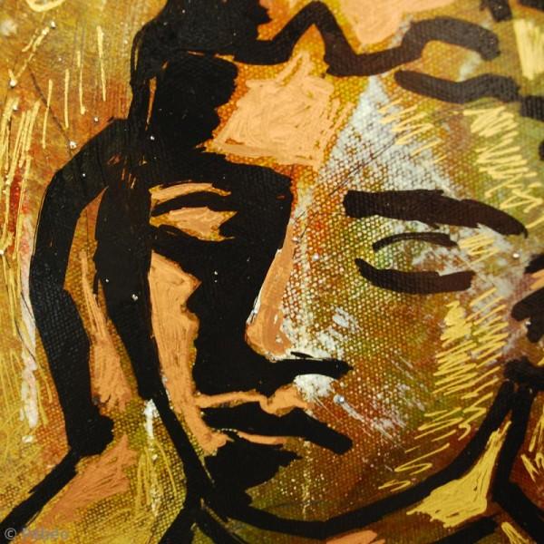 Marqueur à huile 4Artist Marker - Pointe plate - 15 mm - 5 coloris - Photo n°2