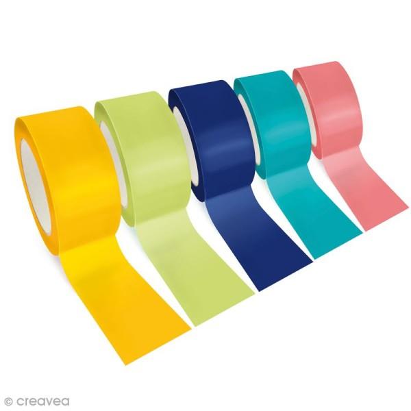 Rubans adhésifs Queen Tape de Graine Créative - 48 mm x 8 m - Photo n°1