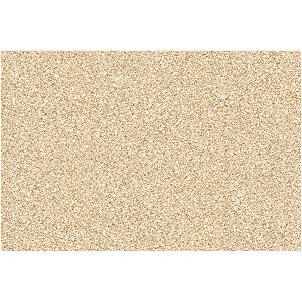 Rouleau d'adhésif décoratif - Granit fin beige - 45 cm x 2 m - Photo n°1