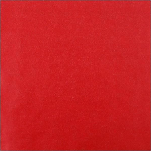 Rouleau papier cadeau recyclé - 50 cm x 5 m - Rouge - Photo n°3