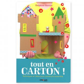 Livre - Tout en carton - Delphine Doreau