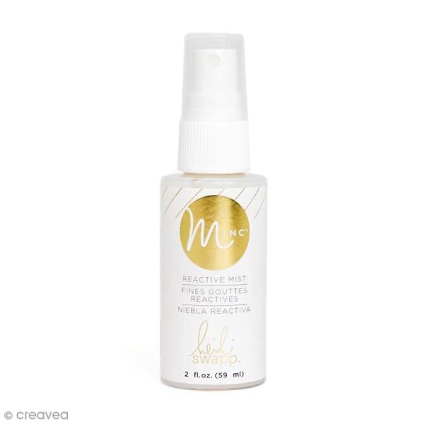 Encre toner en spray Minc pour sérigraphie réactive - 59 ml - Photo n°1