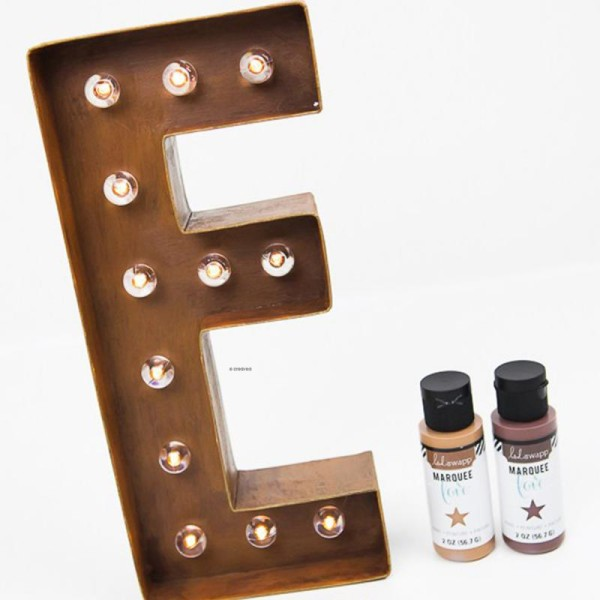 Kit Encre Marquee Love - Effet rouille - Photo n°4