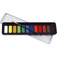 Boîte aquarelle - 12 couleurs