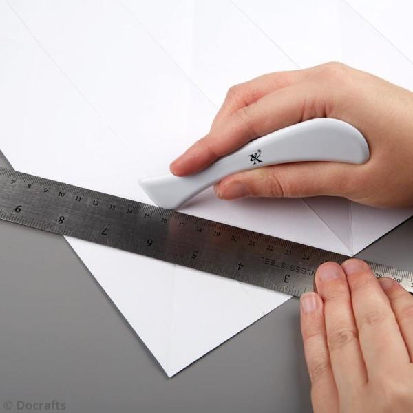 Set de plioirs pour papier - 4 pcs - Photo n°3