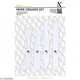 Set de plioirs pour papier - 4 pcs