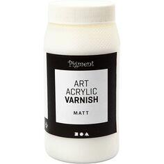 Vernis acrylique Mat semi-brillant - 500 ml