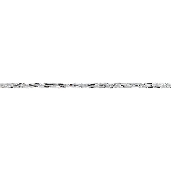 Pelote fil lurex - Argenté - 25 gr - Photo n°3