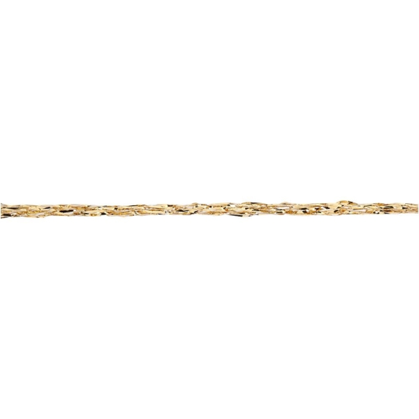 Pelote fil lurex - Doré - 25 gr - Photo n°3