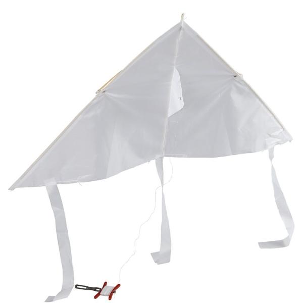 Cerf-volant à décorer - 90 x 46 cm - Photo n°1