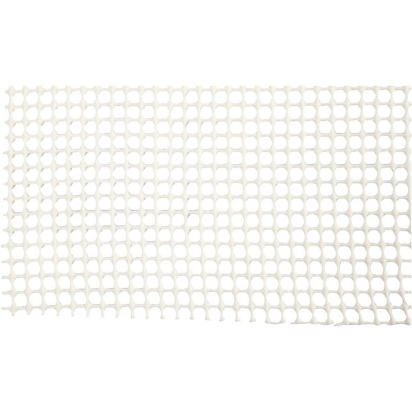 Tapis Antidérapant, L: 100 Cm, Blanc, 150Cm - Photo n°3