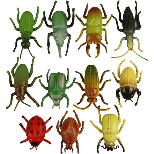 Insectes 5 cm - 60 pcs - Photo n°1