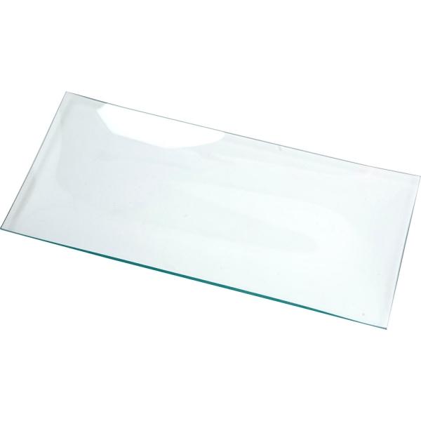 Raviers allongés en verre - 27 x 13 cm - 12 pcs - Photo n°1