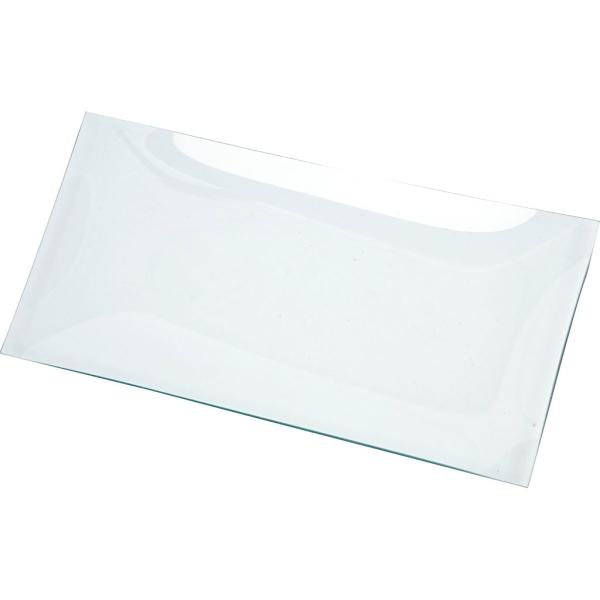 Raviers allongés en verre - 33,5 x 17 cm - 8 pcs - Photo n°1