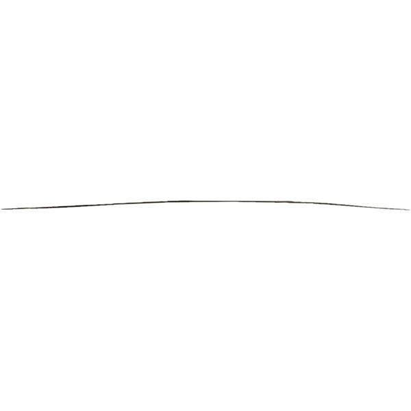 Aiguilles pour perles 6 cm - 5 pcs - Photo n°1
