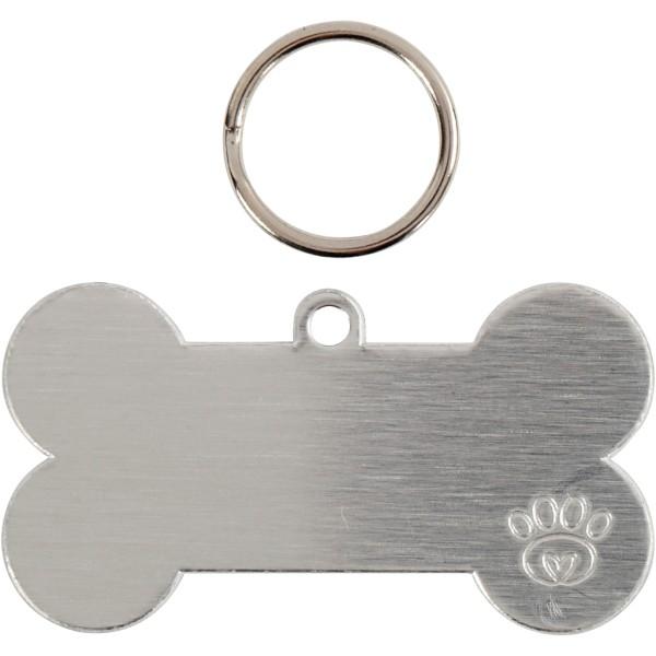Kit médaille pour animaux 40 mm - 4 sets - Photo n°1
