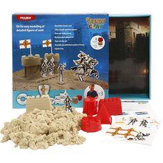 Kit sable à modeler Sandy clay - Château - 1,5 kg