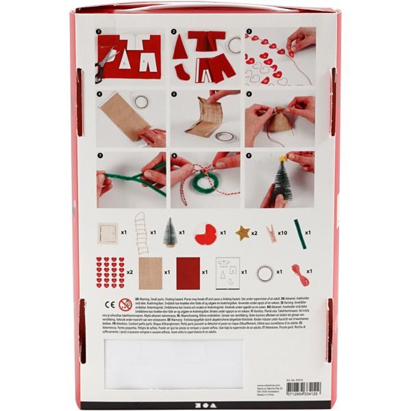 Kit de création calendrier de l'avent - Loft pour Elfe - Photo n°4