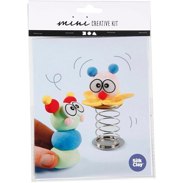 Kit créatif Silk Clay - Clown - Photo n°2