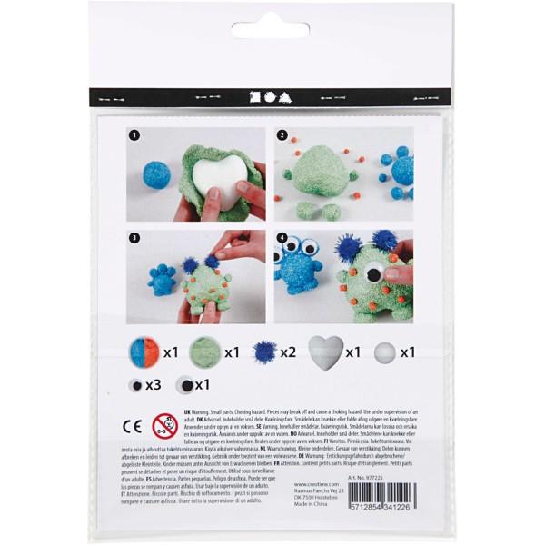 Kit créatif Silk Clay - Montres - Photo n°3