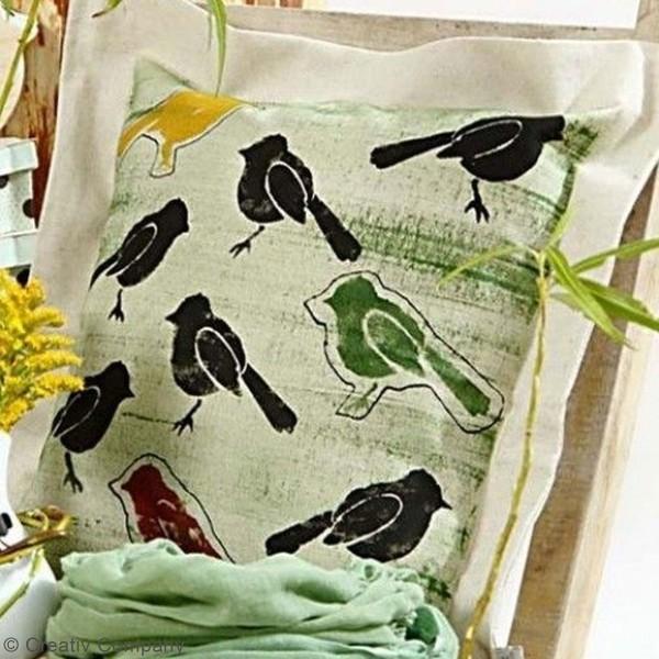 Peinture textile 500 ml - Photo n°2