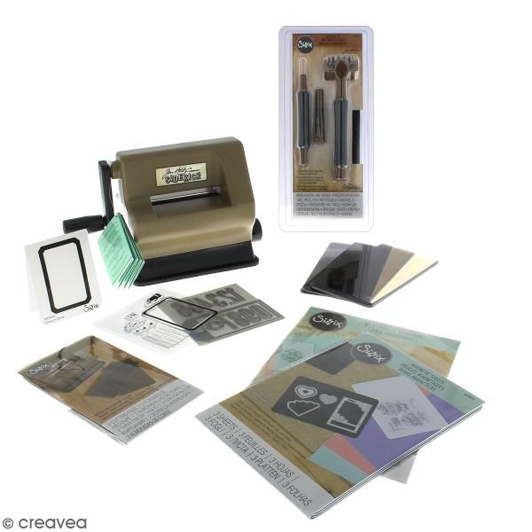 Sidekick Starter Kit - Machine de coupe et accessoires + contenu offert - Photo n°1