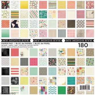 Papier Scrapbooking Artemio - Paper pad - 30,5 x 30,5 cm - 180 feuilles